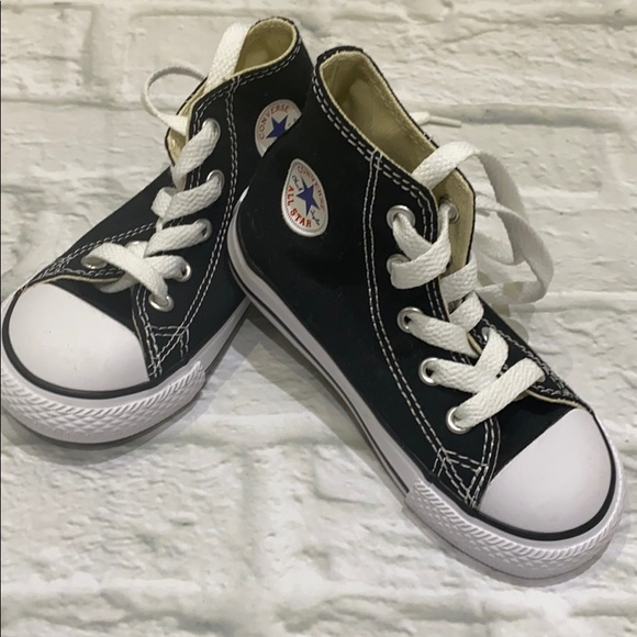 Converse Other - Brand New Converse Black High Top